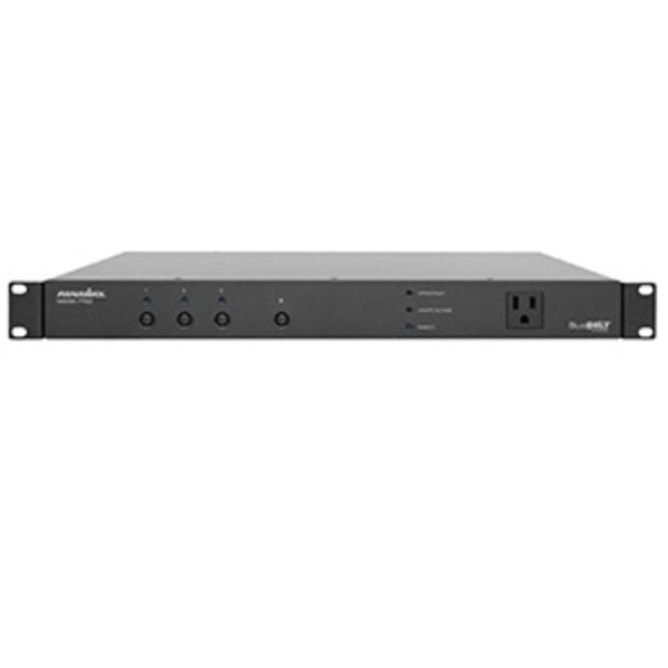 Panamax M4000-PRO 15A BlueBOLT Power Conditioner, 8 Outlets In 3 Controllable Banks, 8Ft Cord