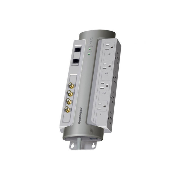 Panamax PM8-AV 8-Outlet PowerMax AV Surge w/Noise Filtration