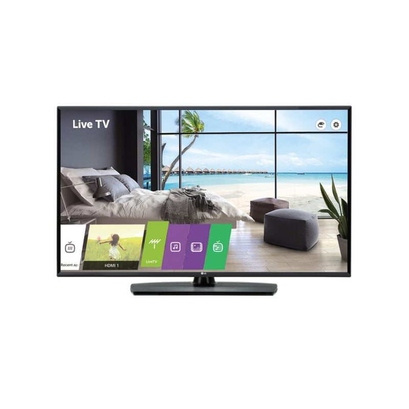 "LG Commercial 49LT570H0UA 49"" Pro:Centric Hospitality TV with Pro:Idiom"