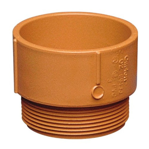 Carlon SCE943J 2 Resi-Gard Male Term. Adapter
