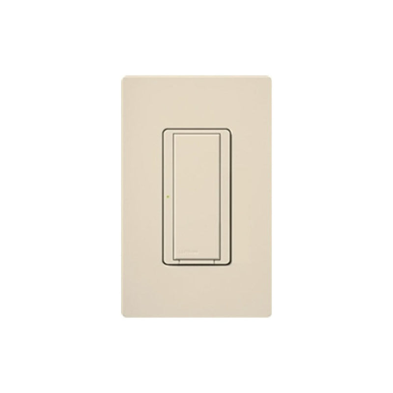 Lutron RRD-8S-DV-LA 8A Lightalmond 2Wire Switch