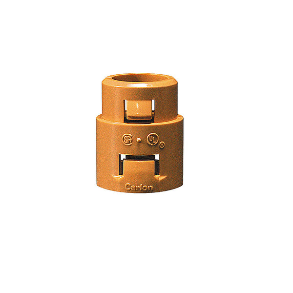 Carlon SCA253F 1 IN RESI-GARD Q.C. SNAP-IN ADAPTER (FINAL SALE)