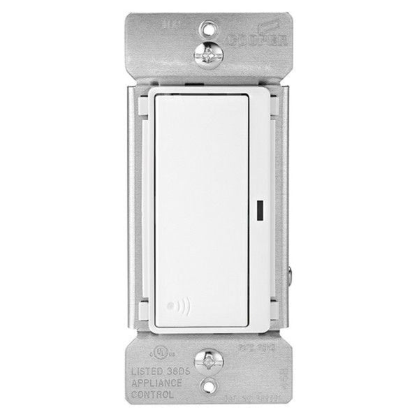 RTI ZWL-MXS-W Master Switch - No Neutral - Incandescent - White