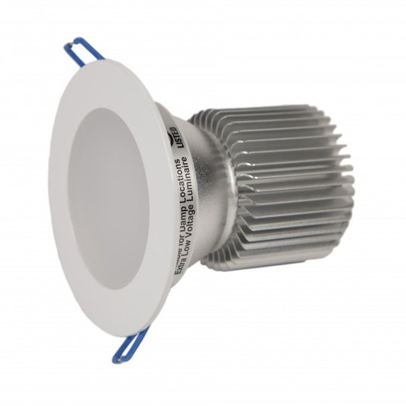 "Rimikon RIM-209W 7.5 Watt 4"" Dimmable LED Recessed POT Light (FINAL SALE)"