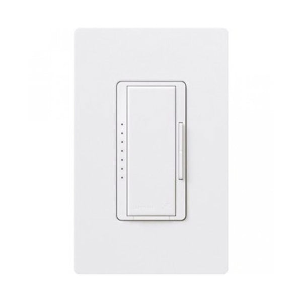 Lutron RRD-F6AN-DV-WH Dimmer LED Control in White