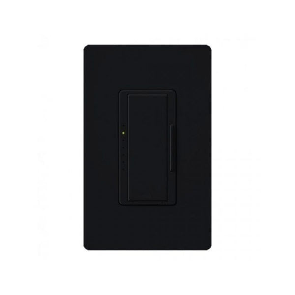 Lutron RRD-6ND-BL Black Maestro Neutral Led Dimmer