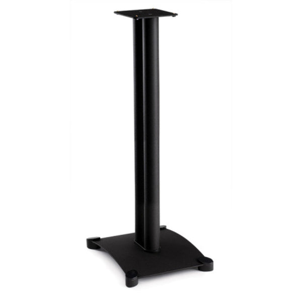 "SANUS SF34-B1 34"" Steel Series Bookshelf Speaker Stand"