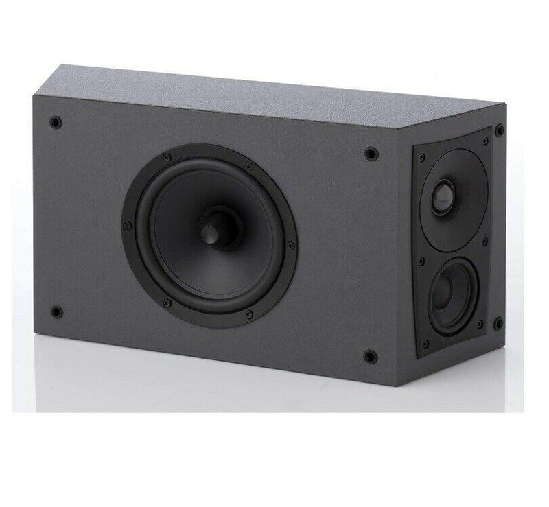 Jamo D 600 SUR RIGHT Surround THX Ultra2 Home Theater Speaker - Charcoal Gray (FINAL SALE)