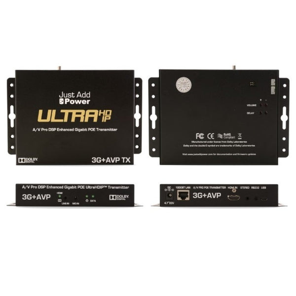 Just Add Power VBS-HDMI-518AVP|HDIP 3G+ Avpro Vbs-Hdmi Receiver