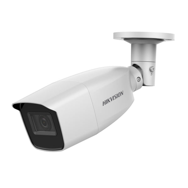 Hikvision ECT-B32V2 Outdoor IR Bullet HD1080P HD-TVI Cvi Ahd Cvbs 2.8-12MM 40M IR Day/Night Dnr Smart IR Utc Menu IP66 12VDC