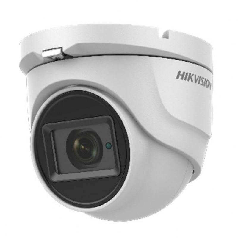 Hikvision DS-2CE76H8T-ITMF 5 MP Ultra-Low Light Outdoor Dome Camera w/ 6mm Lens