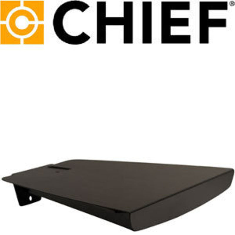 Chief PAC101B Component Wall Shelf
