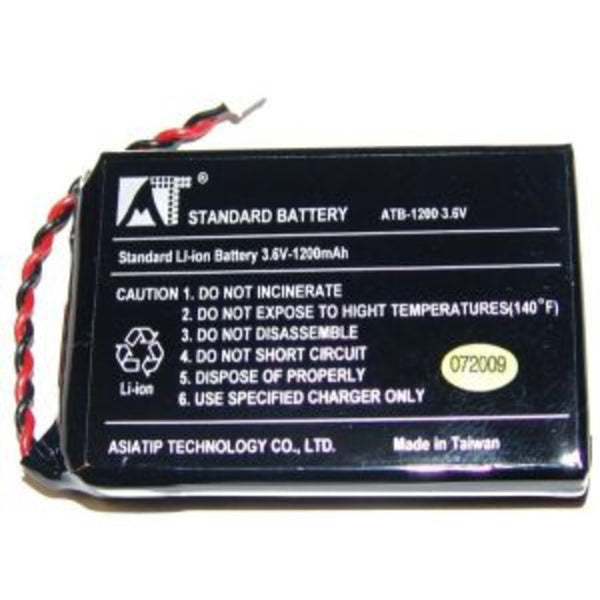 RTI 30-210055-16 Replacement Battery for T2B, T2Cs, T2C, T2C+, T3