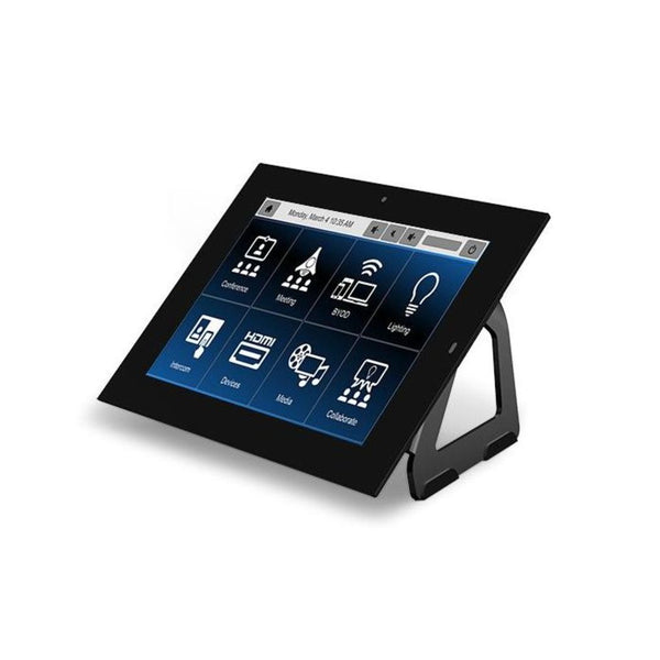"RTI KA8-BLACK 8"" Coutertop/Wall Touchpanel - Black"