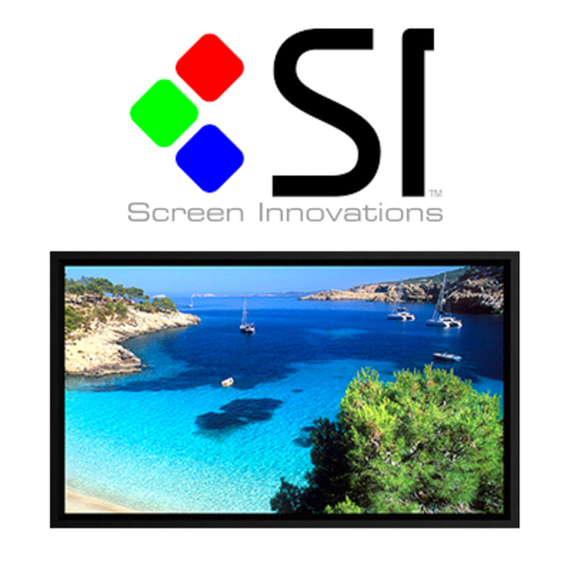 "Screen Innovations 5TF120SL12 120"" Fixed Projection Screen"