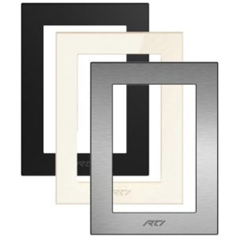 RTI BZB-KX3BA Replacement Bezel Assembly for KX3 - Brush Aluminum