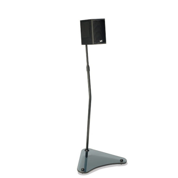 SANUS HTB4 Adjustable Height Speaker Stand for Satellite Speakers
