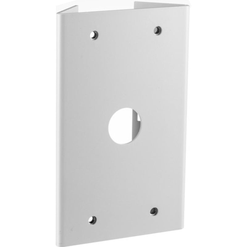 "Hikvision PMP-JB Horizontal Pole Mounting Bracket for Speed Dome (4-8"" Diameter, White)"