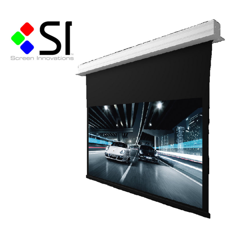 Screen Innovations 5TMFL120SL12 Flush Mountable Theater Screen