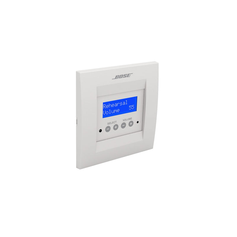 Bose Professional 41761 ControlSpace CC-16 Zone Controller (White)