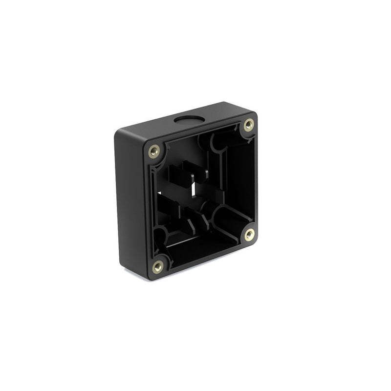 Bose Professional 41865 On-Wall Junction Box for DS Loudspeaker Brackets - 6-Pack (Black)
