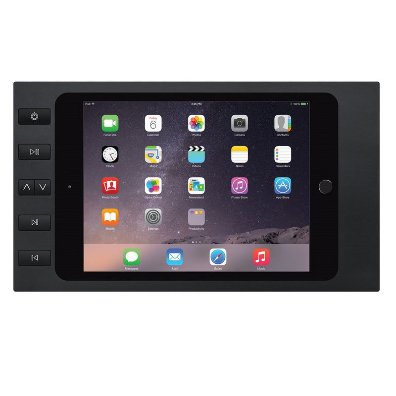 iPort 70715 SURFACE MOUNT 6 BUTTON BLACK FOR IPAD PRO 9.7, AIR 2, AIR.