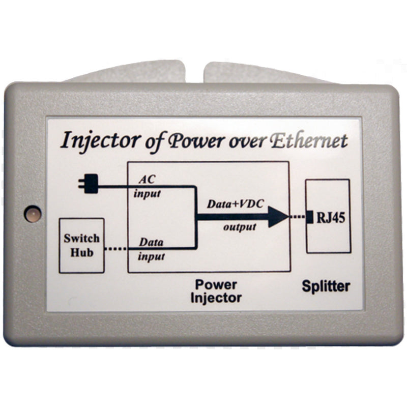 Alarm.com ADC-POE-INJ Power Over Ethernet Injector