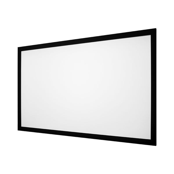 "SCRN Brand 100FIXW 100"" Matte White Fixed Screen"
