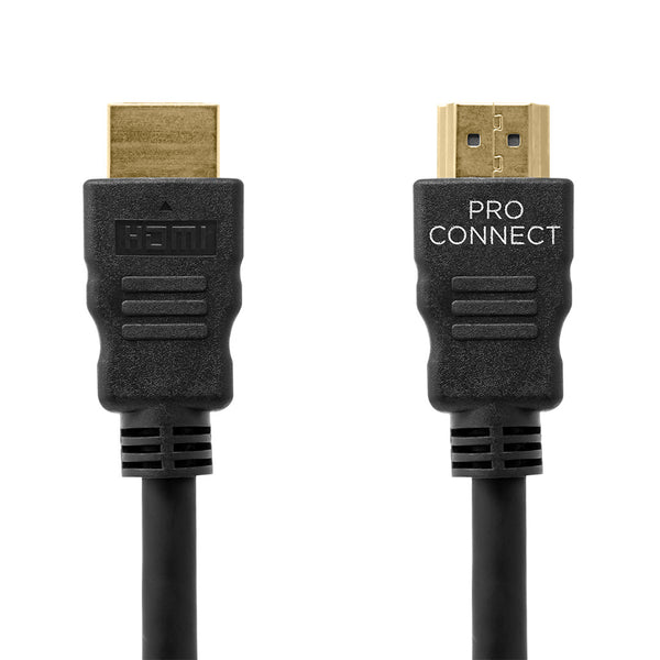 ProConnect HD-3 Standard 3' 18Gbps HighSpeed HDMI 2.0 with Ethernet