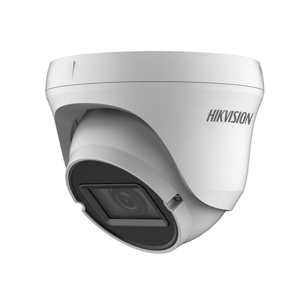 Hikvision ECT-T32V2 Outdoor IR Turret HD1080P HD-TVI Cvi Ahd Cvbs 2.8-12MM 40M IR Day/Night Dnr Smart IR Utc Menu IP66 12VDC
