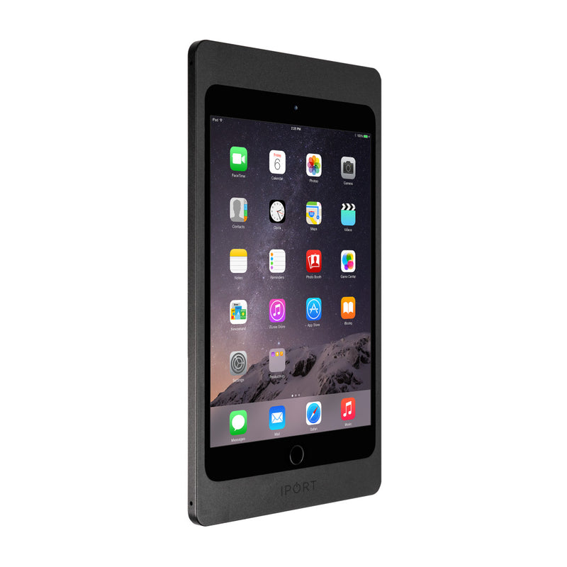 iPort 71009 Luxeport Case For Ipad Mini Black