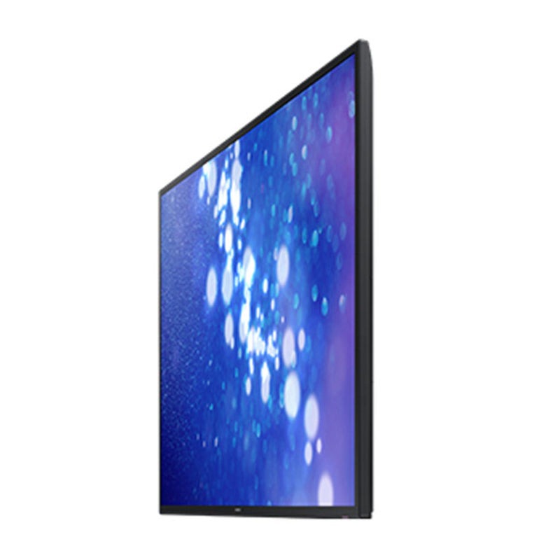 "Samsung Professional LH65DMEPLGAGO 65"" Slim Direct-Lit LED Commercial Display for Business"