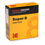 KODAK VISION3 50D super 8 Color Negative Film 7203