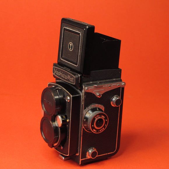 Yashica-Mat Medium Format TLR Camera