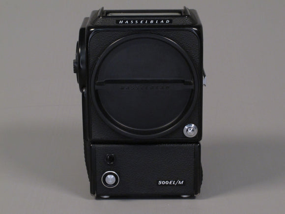 HASSELBLAD 500ELM CAMERA BODY