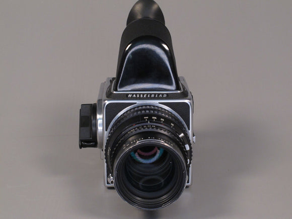 HASSELBLAD 503CX WITH ZEISS 150mm f4 T* + A12 back