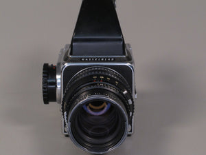 HASSELBLAD 500CM WITH ZEISS 150/4 T* + 6X6 BACK