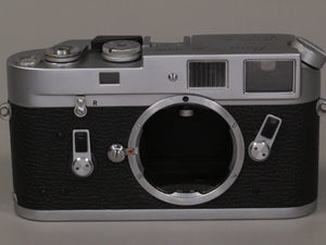 Leica M4 with New Shutter, Excellent+++