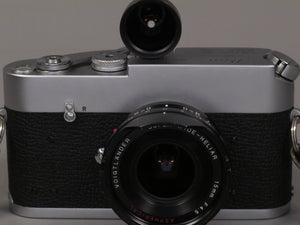 Leica MDa 35mm rangefinder camera with 15mm f4.5 Lens