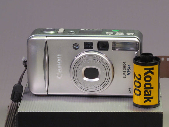 SURE SHOT 105u Point & Shoot Film Camera Excellent+++