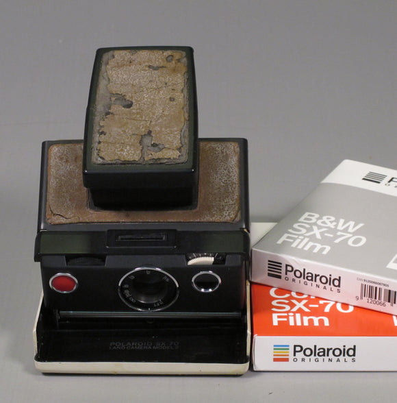 Vintage POLAROID SX-70 MODEL 2