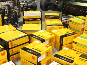 KODAK VISION3 200T 16mm Color Negative Film 7213