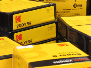 KODAK VISION3 250D 16mm Color Negative Film 7207
