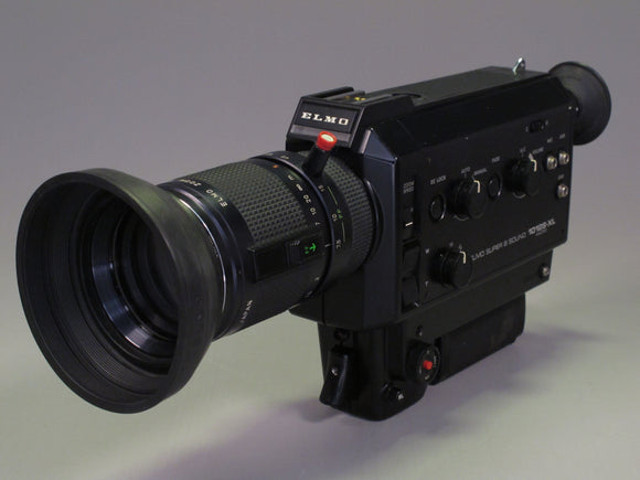 ELMO SUPER 8 1012S-XL MACRO CINE CAMERA