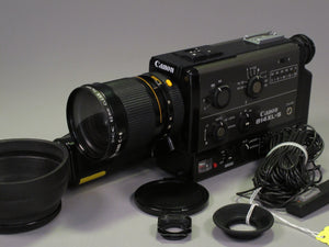 Canon 814XL-S SUPER 8 CINE CAMERA