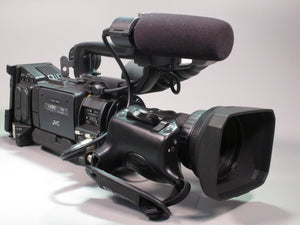 JVC GY-HD251E Professional ProHD Camcorder with 16x lens