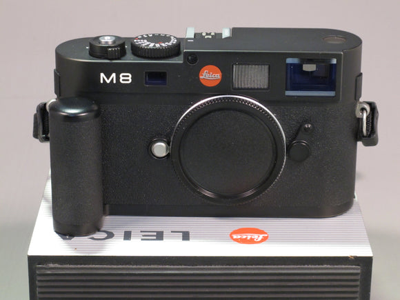LEICA M8 Black MINT CONDITION