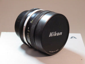 Fisheye-NIKKOR 16mm 3.5 Ai, Full Frame Lens
