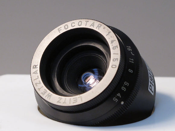 LEITZ WETZLAR FOCOTAR 50mm f4.5 Enlarging Lens in M39 Mount