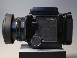 Mamiya RB67 Medium Format Camera with 127mm Lens and Waist-Level Viewfinder